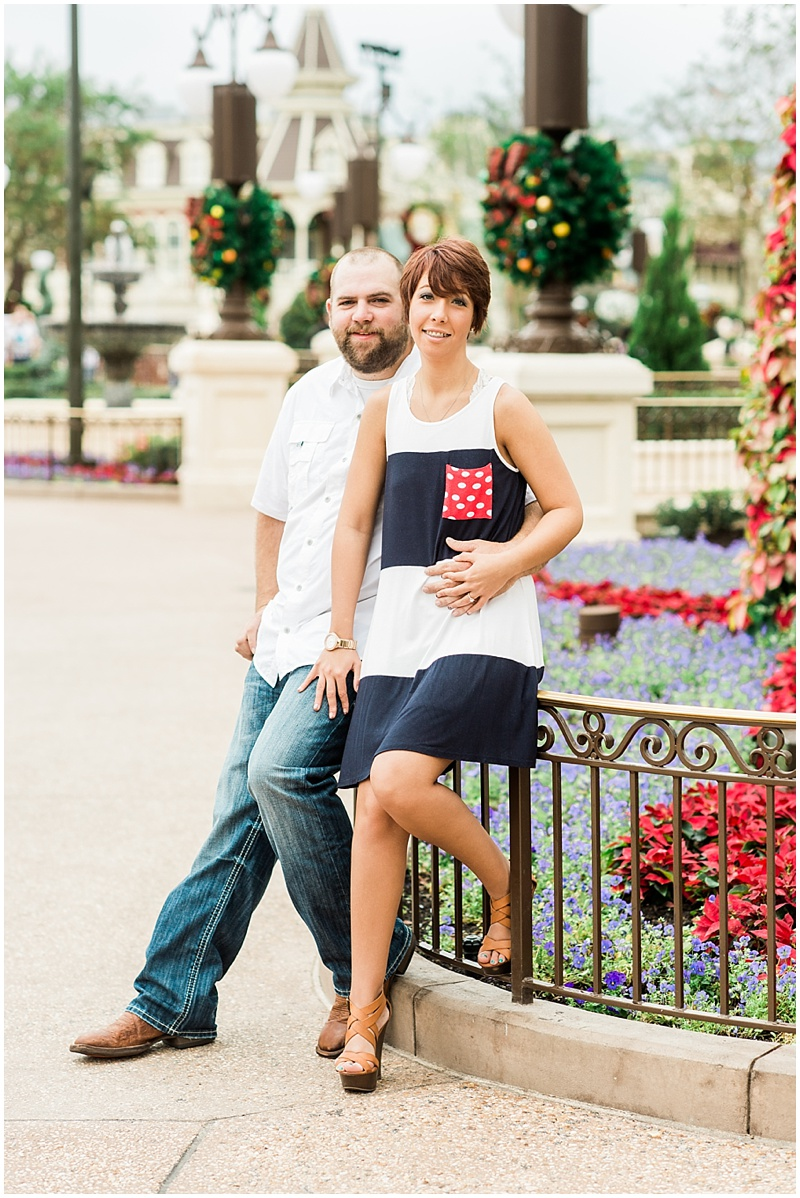 Disneys Magic Kingdom Engagement Session_0231