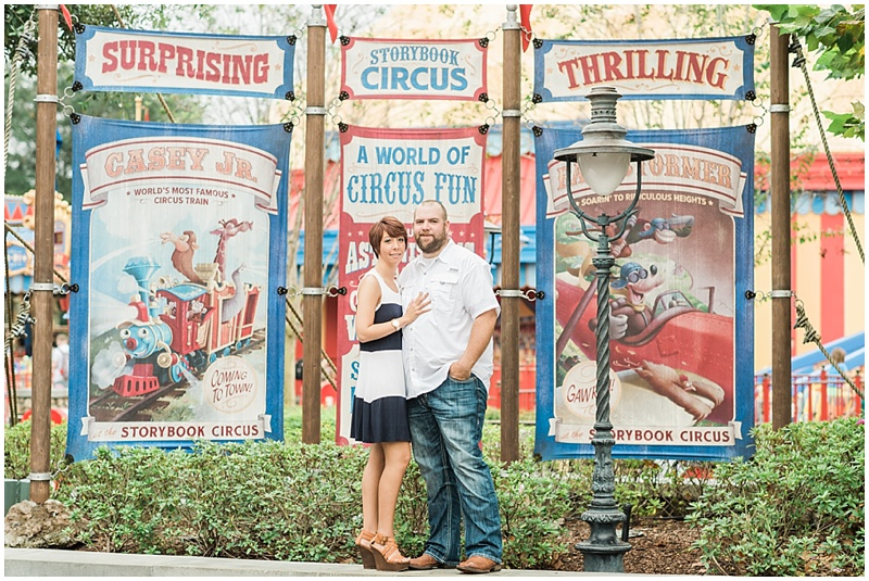 Disneys Magic Kingdom Engagement Session_0238
