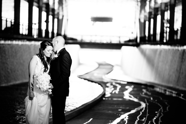 Convention Center for Rainy Pittsburgh Wedding