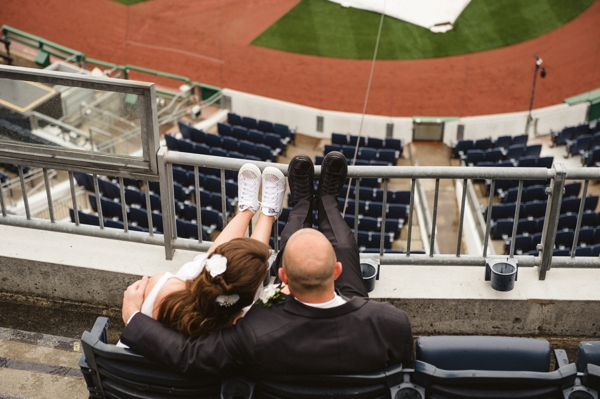 PNC Park Wedding