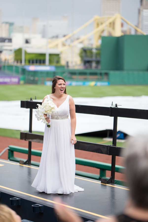 dugout wedding pictures