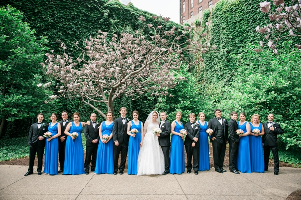 Pittsburghs Cultural District Wedding